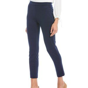 Michael Kors Slim Leg Pull On Ponte Knit Pants $88